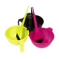 Colortrak Tools Caddy with Bowl and Brushes