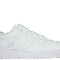 Nike Men's Air Force 1 Low 07' White/White