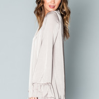 Show Me Your mumu Margo Mini Dress ~ Silver Dollar Silky Satin