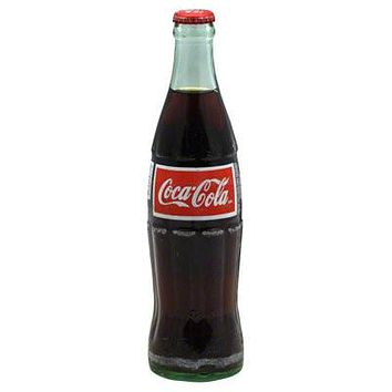 Mexi Coke Glass Bottle