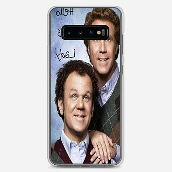 Step Brothers Costume Samsung Galaxy S10 Plus Case