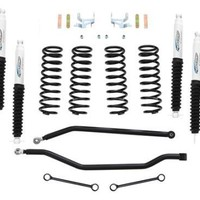3.5 Inch Lift Kit with ES9000 Shocks all JK years 07-13 WRANGLER (JK) Pro Comp Suspension | Southern Off Road