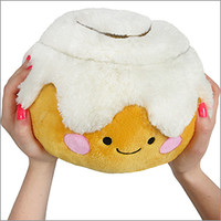 Mini Squishable Cinnamon Bun