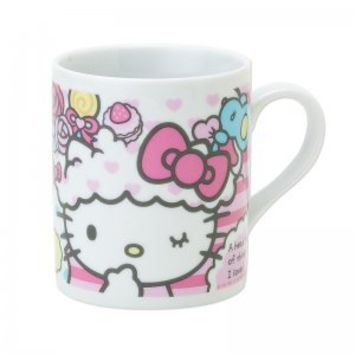Mug Cup - Colorful Dream - Hello Kitty Sanrio - Love Anime from Japan