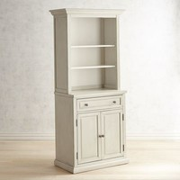 Amelia Natural Stonewash Hutch