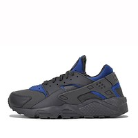 AIR HUARACHE RUN - GYM BLUE / DARK OBSIDIAN