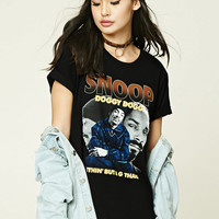 Snoop Dogg Graphic Band Tee