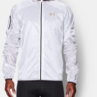 Men's UA ColdGear® Infrared Unstoppable Run Shell Jacket   Under Armour US