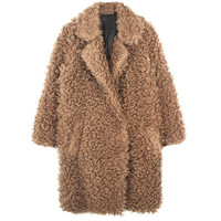 Fur jacket - Faux - Jackets - Jackets & Outerwear - Women - Modekungen