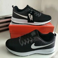 """""""Nike"""" Unisex Sport Casual Multicolor Flyknit Running Shoes Fashion Couple Sneakers"""