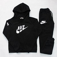 """""""Nike"""" Casual Hoodie Sweater Pants Trousers Set Two-Piece"""