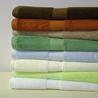 Super Soft Bamboo Blend 6-Piece Towel Set