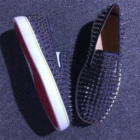 PEAPNW6 Cl Christian Louboutin Flat Style #706