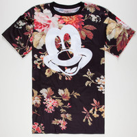 NEFF Disney Collection Mickey Face Mens T-Shirt   Graphic Tees