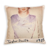 Taylor Swift® 1989™ Album Cover Pillow