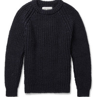 Our Legacy - Chunky-Knit Wool Sweater | MR PORTER