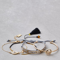 AEO BLACK ARM PARTY, Black
