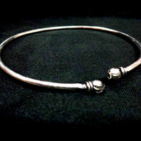 Arm Cuff, armlet, Upper Arm cuff,  simple and sober armlet, gypsy armlet, hammered armlet, indian jewelry