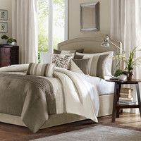 Madison Park Amherst 7 Piece Comforter Set|Designer Living