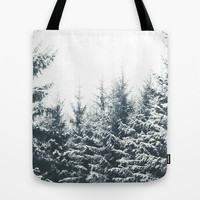 In Winter Tote Bag by Tordis Kayma | Society6