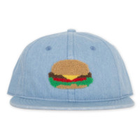 Burger World Hat