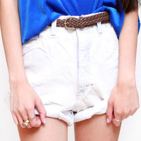 Faded Faded Cuff-Off Shorts | Tarte Vintage