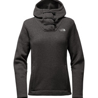 WOMEN'S CRESCENT HOODED PULLOVER   United States