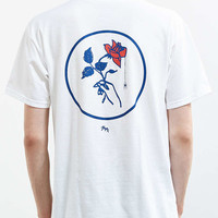 Never Made Window Rose Tee - Urban Outfitters