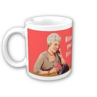Your new theme song is called dial tone coffee mug from Zazzle.com