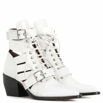 Rylee Medium leather ankle boots