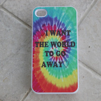 I Want the World to Go Away Case
