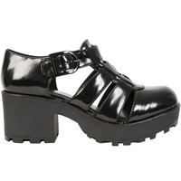 Corrine Caged Platform Shoe