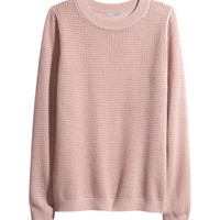 Cashmere Sweater - from H&M