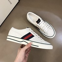 Gucci Fashion Men Women's Casual Running Sport Shoes Sneakers Slipper Sandals High Heels Shoes06080ff