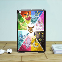 Pokemon All Characters IPad Mini 1 2 Case Auroid