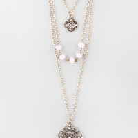 FULL TILT 3 Tier Necklace | Necklaces