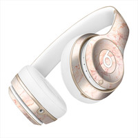 Rose Marble Skin for the Beats By Dre Headphones