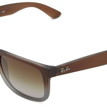 Ray-Ban Justin RB4165 Sunglasses & Cleaning Kit Bundle