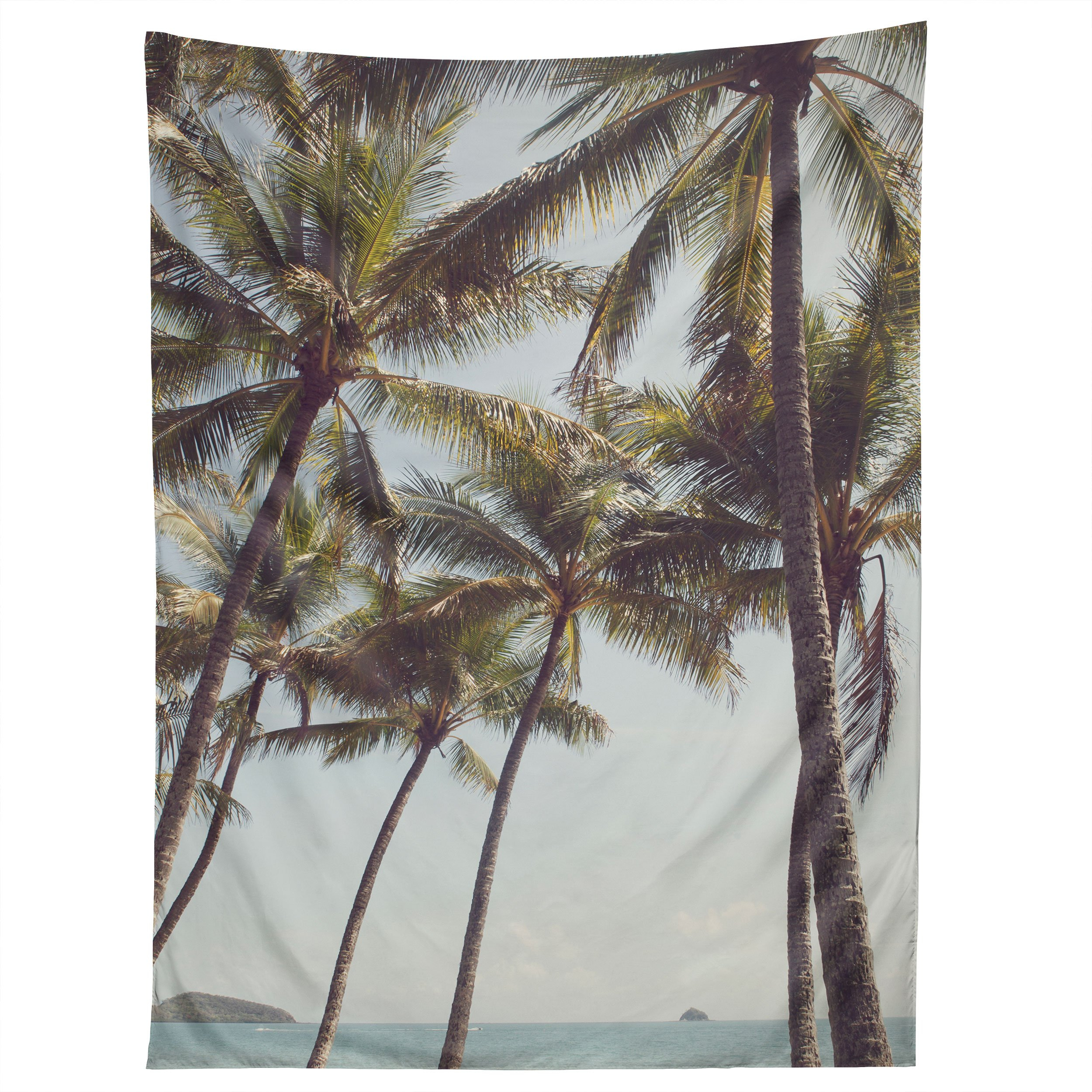 Image of Catherine McDonald South Pacific Islands Tapestry