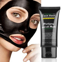 Deep Cleaning Skin Blackhead Pore Removal Treatment Black Mud Facial Mask