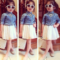 Kids Boys Girls Baby Clothing Products For Children = 4445889092