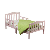 Dream On Me, Classic Design Toddler Bed, Pink