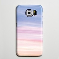 Blue Sky Clouds Galaxy S8 Plus Case Galaxy S7 Case Samsung Galaxy Note 5  Phone Case s6-012