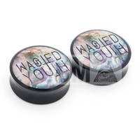Wasted Youth Galaxy BMA Plugs (2.5mm-60mm)