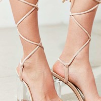 Kendal Wrap Heel   Urban Outfitters