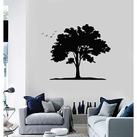 Vinyl Decal Tree Birds Room Decoration Art Mural Wall Stickers Unique Gift (ig2773)