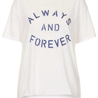Always and Forever Tee - New In This Week - New In - Topshop USA