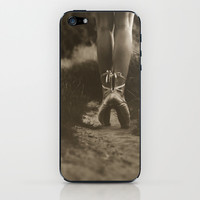 Ballet steps iPhone & iPod Skin by PhotoStories