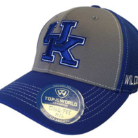 Top Of The World Kentucky Wildcats Dynamic Flex Fit Hat