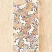 Skinnydip Unicorn Glitter iPhone 6/6s Case